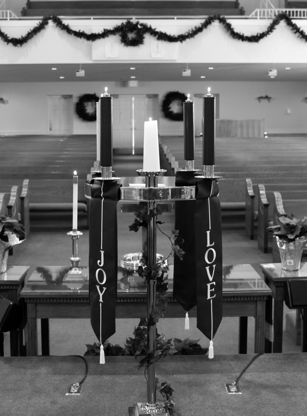 Preacher Stand